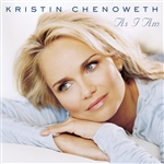 Chenoweth, Kristin - As I Am CD Cover Art