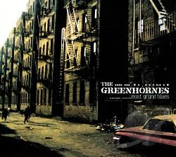 Greenhornes - East Grand Blues CD Cover Art