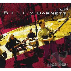 Barnett, Billy - Its Not Enuff CD Cover Art