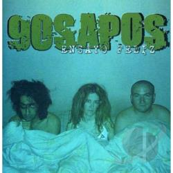 90 Sapos - Ensayo Feliz CD Cover Art