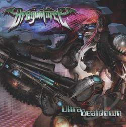 Dragonforce - Ultra Beatdown CD Cover Art