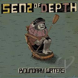 Senz Of Depth - Boundary Waters CD Cover Art