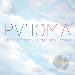 Gumpert, Ulrich / Sommer, Gunter - La Paloma CD Cover Art