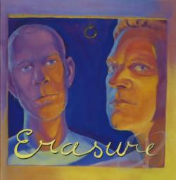 Erasure - Erasure CD Cover Art