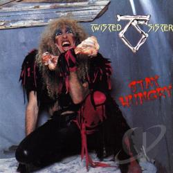 Twisted Sister - Stay Hungry CD Cover Art