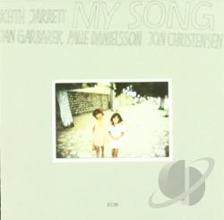 Jarrett, Keith - My Song CD Cover Art