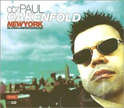 Oakenfold, Paul - Global Underground: New York CD Cover Art