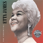 James, Etta - Essential Etta James CD Cover Art