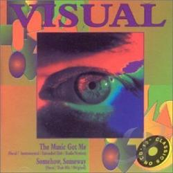 Visual - Music's Got Me CD Cover Art