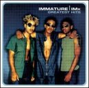 Immature - Greatest Hits CD Cover Art