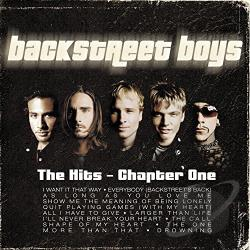 Backstreet Boys - Hits: Chapter One CD Cover Art