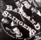 Badland Slingers - Unreleased Recordings and More CD Cover Art