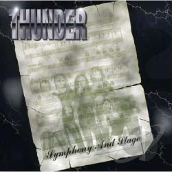 Thunder / Various Artists - Symphony and Stage CD Cover Art