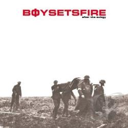 Boy Sets Fire - After Eulogy CD Cover Art