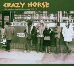Crazy Horse - Complete Reprise Recordings 1971-'73 CD Cover Art