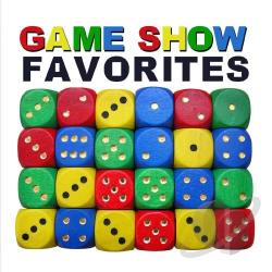 Gamers - Game Show Favorites CD Cover Art