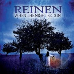 Reinen - When The Night Sets In CD Cover Art