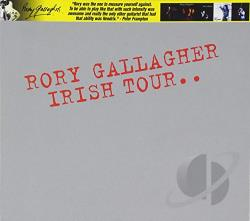 Gallagher, Rory - Irish Tour 74 CD Cover Art