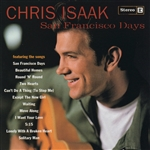 Isaak, Chris - San Francisco Days CD Cover Art