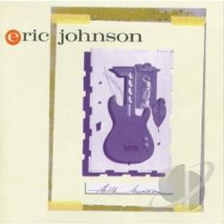Johnson, Eric - Ah Via Musicom CD Cover Art