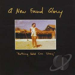 New Found Glory - Nothing Gold Can Stay CD Cover Art