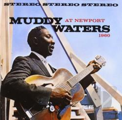 Waters, Muddy - At Newport CD Cover Art