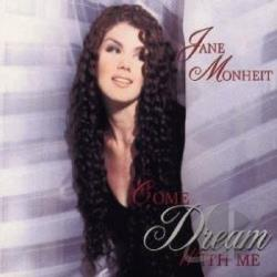Monheit, Jane - Come Dream with Me CD Cover Art