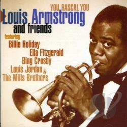 Armstrong, Louis - You Rascal You CD Cover Art