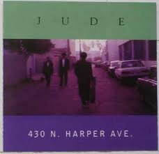 Jude - 430 N.Harper Ave. CD Cover Art