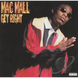 Mac Mall - Get Right CD Cover Art