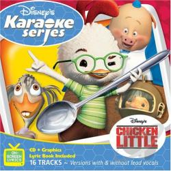 Disney - Disney's Karaoke Series: Chicken Little CD Cover Art