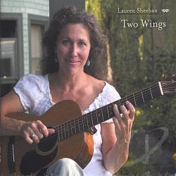 Sheehan, Lauren - Two Wings CD Cover Art
