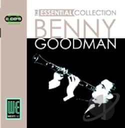 Goodman, Benny - Essential Collection CD Cover Art