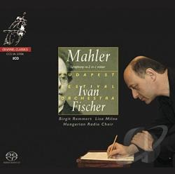 Bfo / Fischer / Mahler - Mahler: Symphony No. 2 in c minor CD Cover Art
