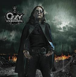 Osbourne, Ozzy - Black Rain CD Cover Art
