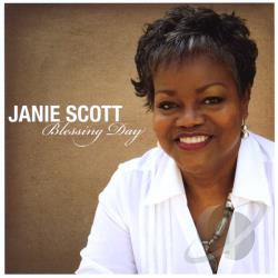 Scott, Janie - Blessing Day CD Cover Art