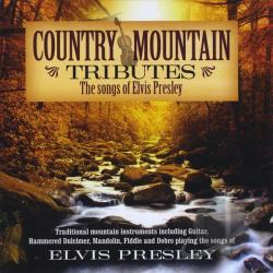 Duncan, Craig - Country Mountain Tributes: the Songs of Elvis Presley CD Cover Art