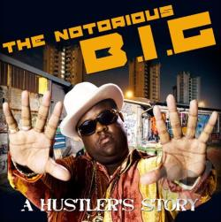 Notorious B.I.G. - Hustler's Story CD Cover Art