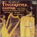 Art of Fingerstyle Guitar CD Cover Art