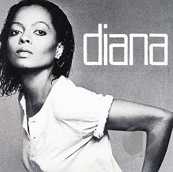 Ross, Diana - Diana CD Cover Art