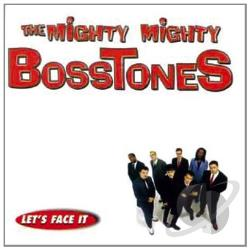 Mighty Mighty Bosstones - Let's Face It CD Cover Art