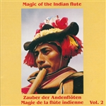 Magic of the Indian Flute CD Cover Art