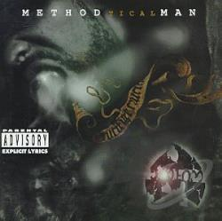 Method Man - Tical CD Cover Art