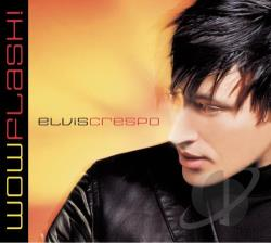 Crespo, Elvis - Wow Flash CD Cover Art