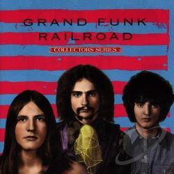 Grand Funk Railroad - Capitol Collectors Series CD Cover Art