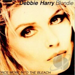 Blondie - Once More Into The Bleach CD Cover Art