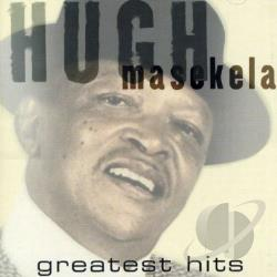 Masekela, Hugh - Greatest Hits CD Cover Art