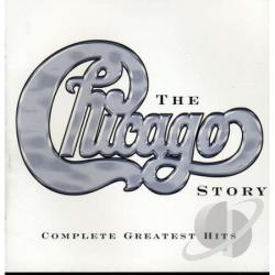 Chicago - Chicago Story: The Complete Greatest Hits 1967-2002 CD Cover Art