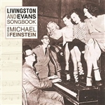 Feinstein, Michael - Livingston and Evans Songbook CD Cover Art