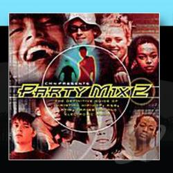 CMN Presents: Party Mix Vol. 2 CD Cover Art